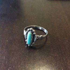 Jewelry - Handmade Turquoise ring